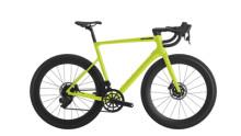 Race Cannondale SuperSix EVO Carbon Disc 105 C11771M lime