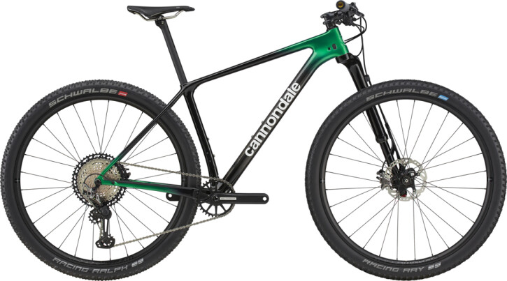 Mountainbike Cannondale F-Si Hi-MOD 1 2021