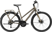 Trekkingbike Cannondale Tesoro Mixte 2
