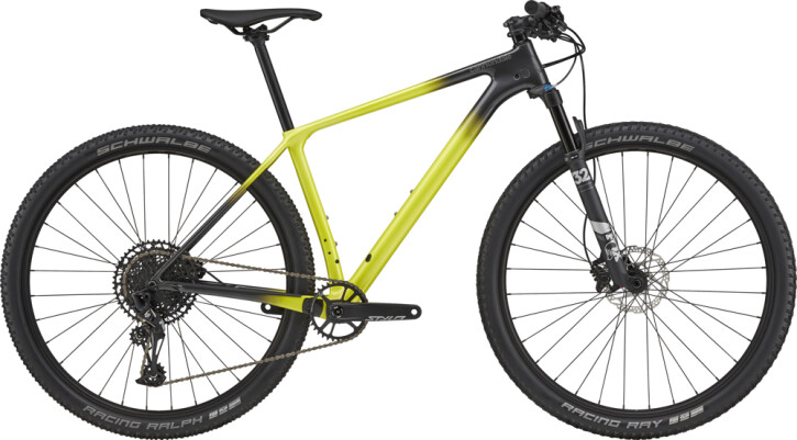 Mountainbike Cannondale F-Si Carbon 5 2021