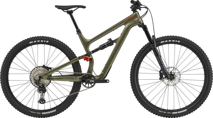 Mountainbike Cannondale Habit Carbon 2 2021