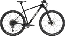Mountainbike Cannondale F-Si Carbon 4 silver