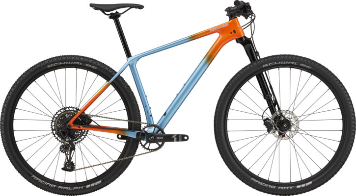Mountainbike Cannondale F-Si Carbon 4 alpine 2021