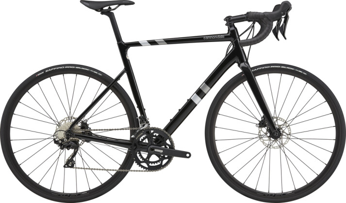 Race Cannondale CAAD13 Disc 105 C13371M black 2021