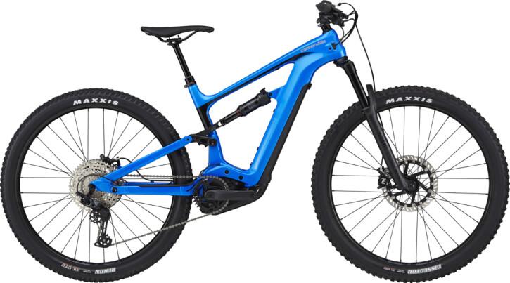 e-Mountainbike Cannondale Habit Neo 3 blue 2021