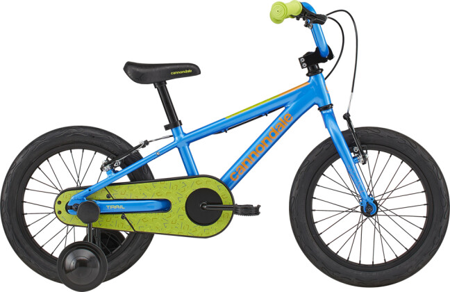 Kinder / Jugend Cannondale Kids Trail Freewheel 16 Boy's 2021