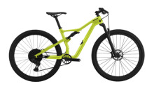 Mountainbike Cannondale Scalpel Crb SE 2 lime