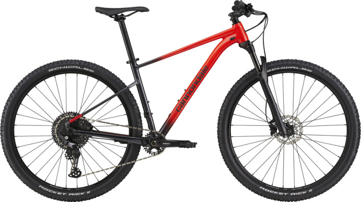 Mountainbike Cannondale 31 M Trail SL 3 red 2021