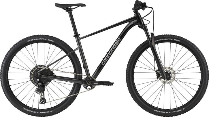 Mountainbike Cannondale 30 M Trail SL 3 black 2021