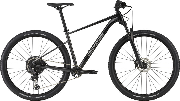 Mountainbike Cannondale 29 M Trail SL 3 black 2021