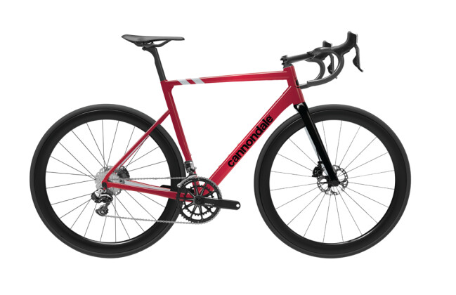 Race Cannondale CAAD13 Disc 105 red 2021
