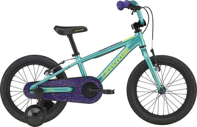Kinder / Jugend Cannondale Kids Trail Freewheel 16 Girl's 2021
