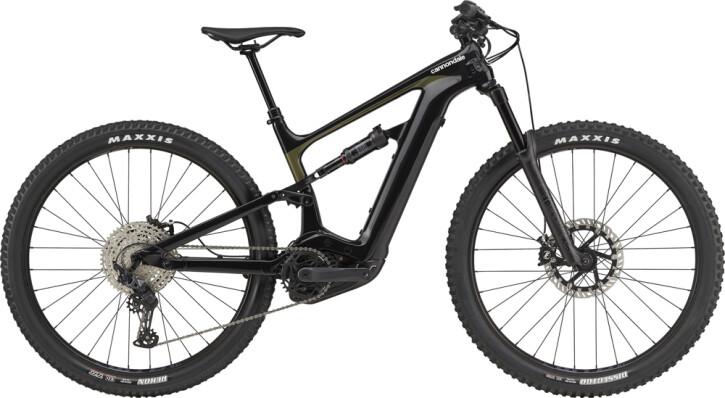 e-Mountainbike Cannondale Habit Neo 3 black 2021