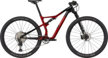 Mountainbike Cannondale Scalpel Carbon 3 red