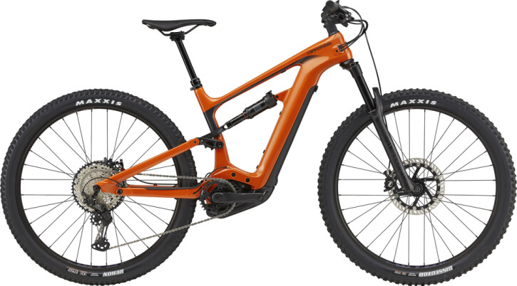 e-Mountainbike Cannondale Habit Neo 2 saber 2021