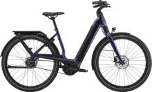 e-Citybike Cannondale Mavaro Neo 4 blue