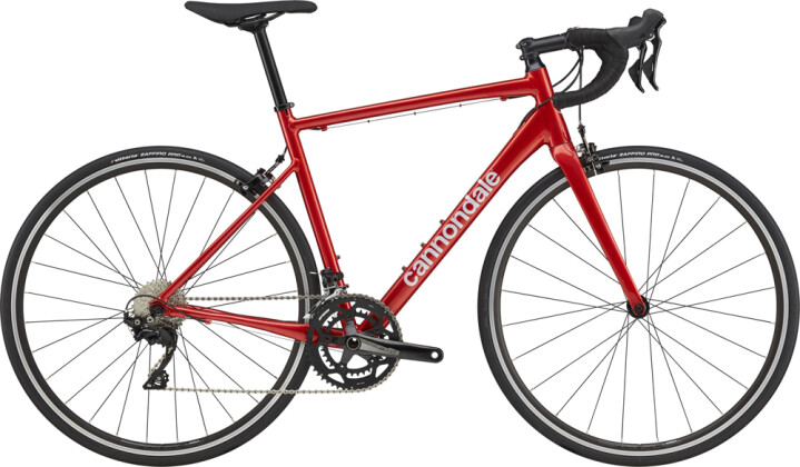 Race Cannondale CAAD Optimo 1 red 2021