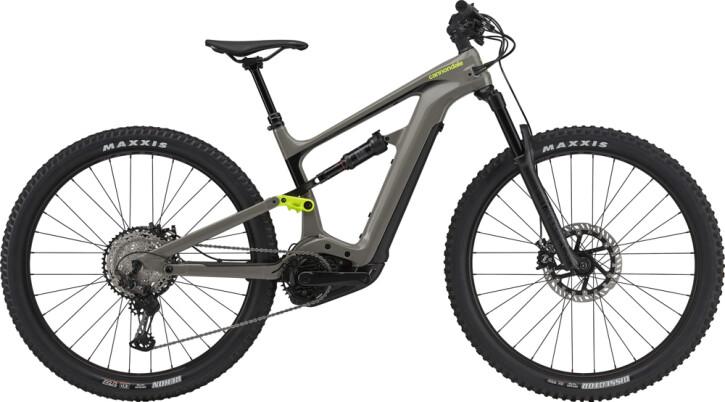 e-Mountainbike Cannondale Habit Neo 2 grey 2021
