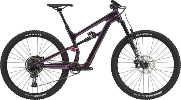 Mountainbike Cannondale Habit Carbon SE 2021