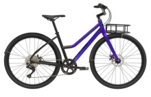 e-SUV Cannondale Treadwell Neo 2 EQ Remixte purple