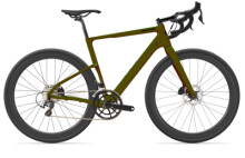 Race Cannondale Topstone Crb 6 green