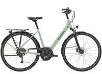 Trekkingbike Diamant Ubari Deluxe TIE Moreagrün