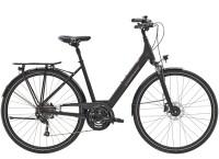 Trekkingbike Diamant Ubari Deluxe TIE Tiefschwarz
