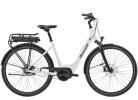 e-Citybike Diamant Turmalin+ RT TIE Weiss