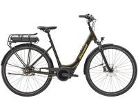 e-Citybike Diamant Turmalin+ RT TIE Oxidgruen