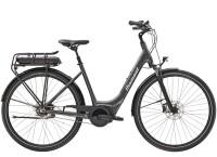 e-Citybike Diamant Turmalin Deluxe+ TIE Dravitgrau