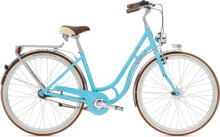 Citybike Diamant Topas Deluxe SCH Trabiblau
