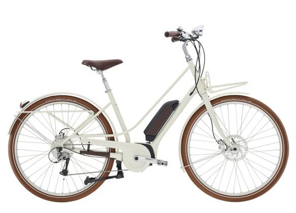 e-Trekkingbike Diamant Juna+ WIE Tofanaweiß 2021