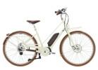 e-Citybike Diamant Juna Deluxe+ WIE Tofanaweiß