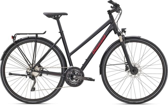 Trekkingbike Diamant Elan Sport GOR Tiefschwarz 2021