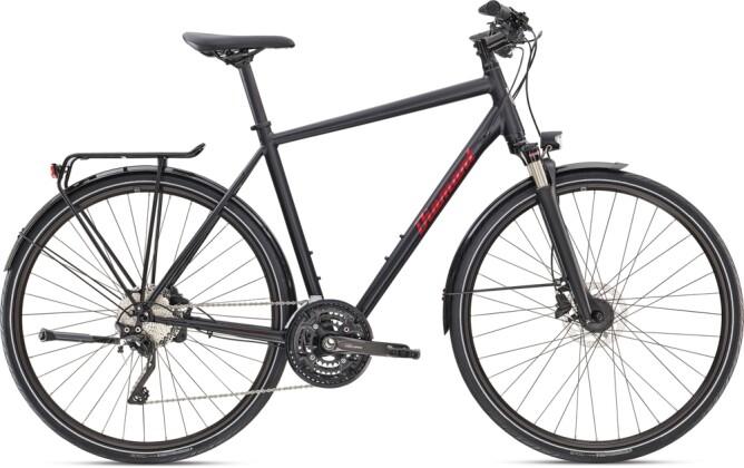 Trekkingbike Diamant Elan Sport HER Tiefschwarz 2021