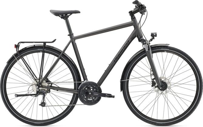 Trekkingbike Diamant Elan Legere HER Obsisdianschwarz 2021