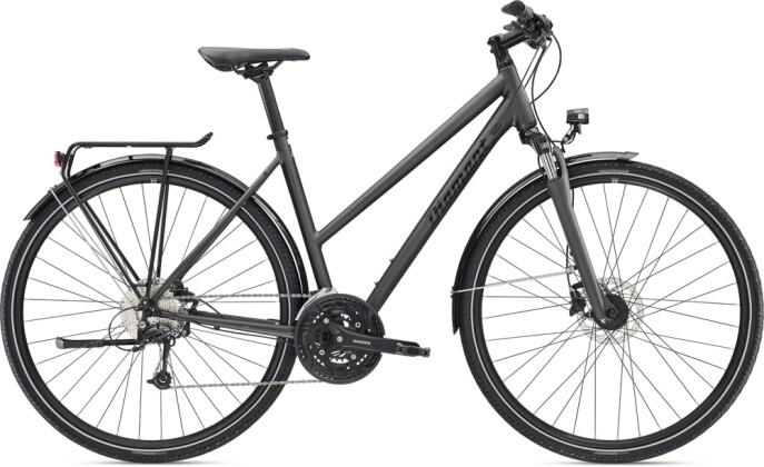 Trekkingbike Diamant Elan Legere GOR Obsidianschwarz 2021