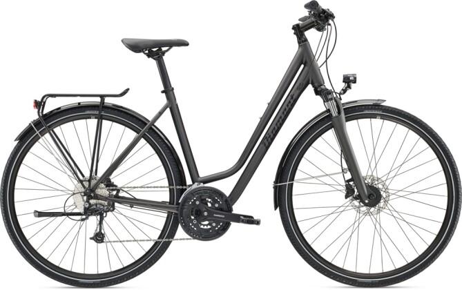 Trekkingbike Diamant Elan Legere WIE Obsidianschwarz 2021