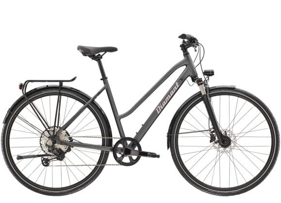 Trekkingbike Diamant Elan Grand Deluxe TRA Dravitgrau 2021