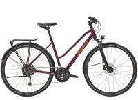 Trekkingbike Diamant Elan Deluxe TRA Purpur