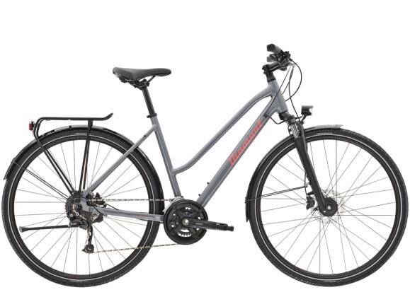 Trekkingbike Diamant Elan Deluxe TRA Graphitgrau 2021