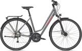 Trekkingbike Diamant Elan Deluxe WIE Graphitgrau