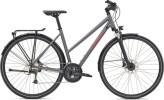 Trekkingbike Diamant Elan Deluxe GOR Graphitgrau