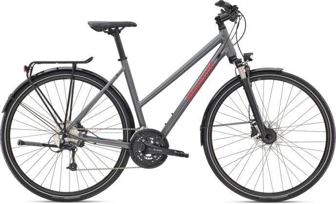Trekkingbike Diamant Elan Deluxe GOR Graphitgrau 2021