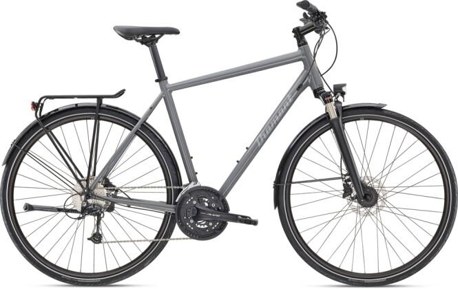 Trekkingbike Diamant Elan Deluxe HER Graphitgrau 2021