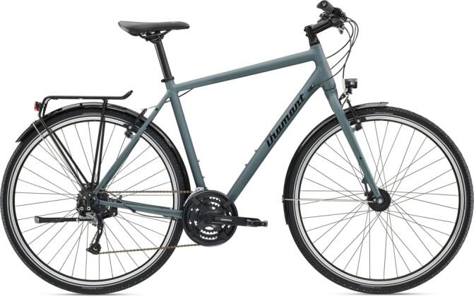 Trekkingbike Diamant Elan HER Asteroidblau 2021