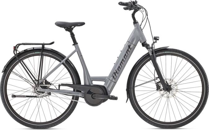 e-Citybike Diamant Beryll+ TIE Graphitgrau 2021