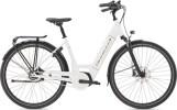 e-Citybike Diamant Beryll Deluxe+ RT TIE Weiss