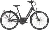 e-Citybike Diamant Beryll Deluxe+ RT TIE Tiefschwarz