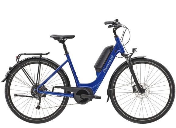 e-Trekkingbike Diamant Aurus+ TIE Yves-Klein-Blau 2021
